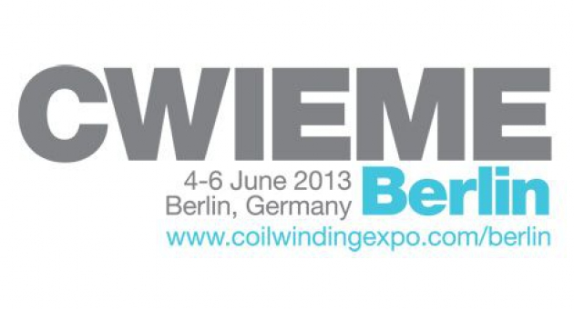 We are attending CWIEME Berlin 13 in June