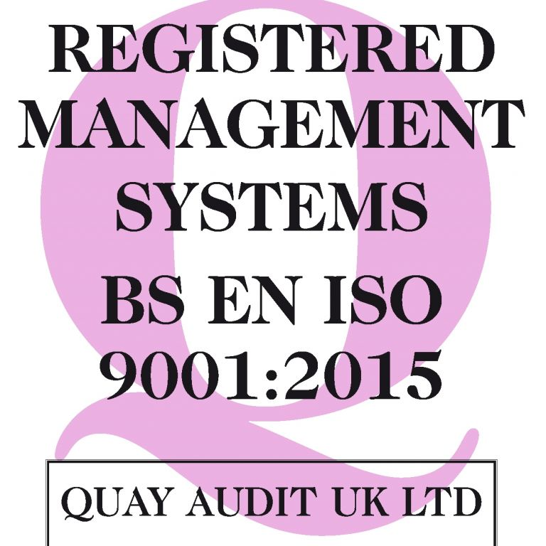 Rotary achieves new  quality standard BS EN ISO9001:2015